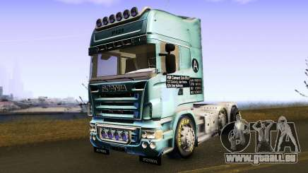 Scania R620 für GTA San Andreas