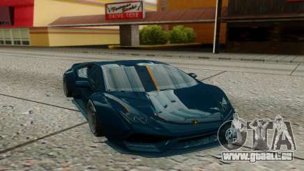 Lamborghini Huracan für GTA San Andreas