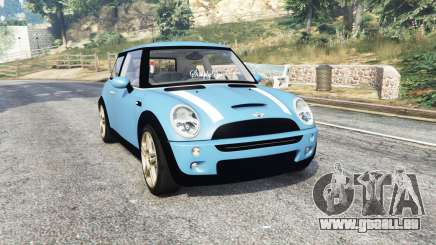 Mini Cooper S (R53) [replace] für GTA 5