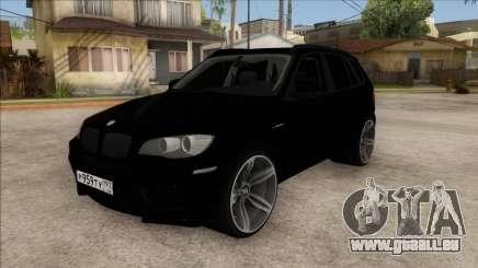 BMW X5M Gordey für GTA San Andreas