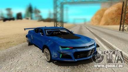 Chevrolet Camaro ZL1 Forza Edition 2017 für GTA San Andreas