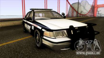 Ford Crown Victoria 2011 LSPD pour GTA San Andreas
