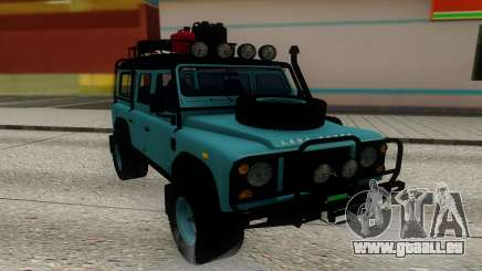 Land Rover Defender Adventure für GTA San Andreas