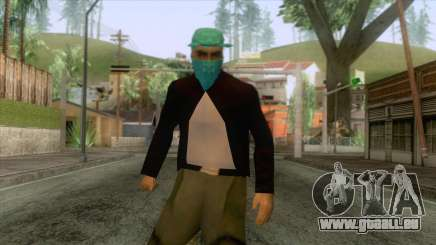 New Aztecas Skin 3 pour GTA San Andreas