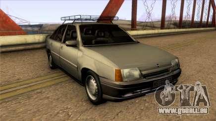 Opel Kadett E Sedan 2.0 1989 für GTA San Andreas