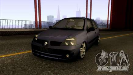 Renault Clio Coupe 2005 pour GTA San Andreas