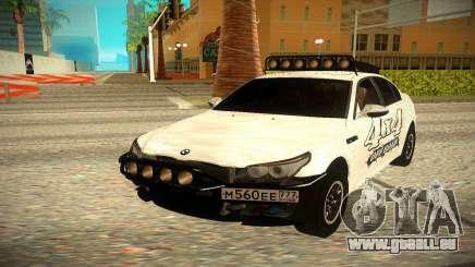 BMW M5 E60 Off-Road für GTA San Andreas