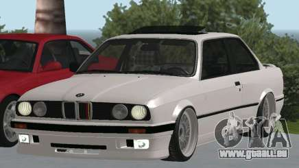 BMW 320i E30 Widebody für GTA San Andreas