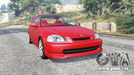 Honda Civic Type-R (EK9) 2000 v1.1 [replace] pour GTA 5