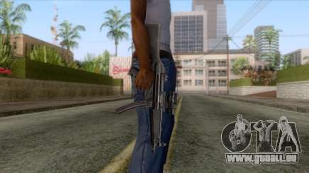 MP5A2 with Aimpoint pour GTA San Andreas