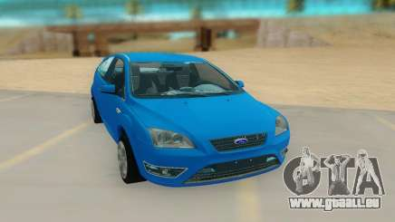 Ford Focus 2 Hatchback pour GTA San Andreas