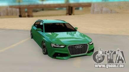 Audi RS4 Avant 2013 pour GTA San Andreas