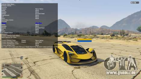 GTA 5 Simple Trainer 7.5