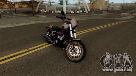 Harley-Davidson FXDLS Dyna Low Rider S 2016 für GTA San Andreas