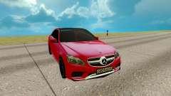 Mercedes-Benz E Class E63 pour GTA San Andreas