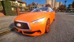 2017 Infiniti Q60 für GTA 4