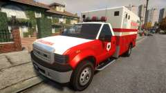 Vapid Sadler Ambulance für GTA 4