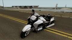 Honda Valkyrie GL1800C 2015 pour GTA San Andreas