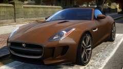 2014 Jaguar F-Type (EPM) für GTA 4
