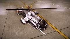 Skyranger The Bureau: XCOM Declassified pour GTA San Andreas
