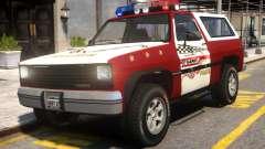 Sheriff Rancher pour GTA 4