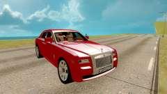 Rolls Royce Ghost für GTA San Andreas