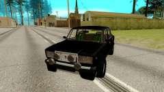 2107 Rally v1.0 pour GTA San Andreas