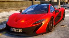 2013 McLaren P1 pour GTA 4