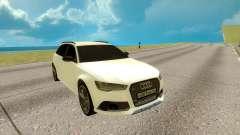 Audi RS 6 Avant pour GTA San Andreas