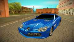 Mercedes-Benz SLR für GTA San Andreas