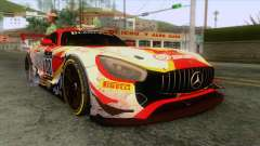 Mercedes-Benz AMG GT3 pour GTA San Andreas