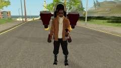 Jetpack Mammoth Thruster V2 GTA V für GTA San Andreas