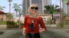 Sims 4 - Lana Casual Skin v2