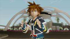 Kingdom Hearts 3 - Sora KH2 HD