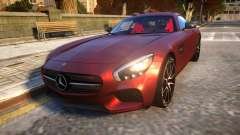 Mercedes-Benz AMG GT3 2016 Baku Version pour GTA 4