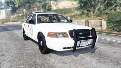 Ford Crown Victoria State Trooper CVPI [replace]