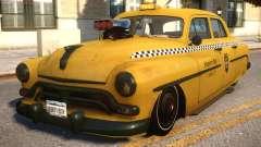 Quicksilver Windsor Taxi
