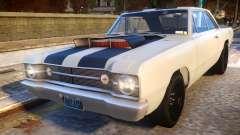 1968 Dodge Dart pour GTA 4