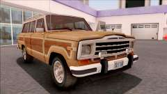 Jeep Grand Wagoneer 1991 für GTA San Andreas
