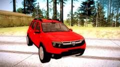 Renault Duster für GTA San Andreas