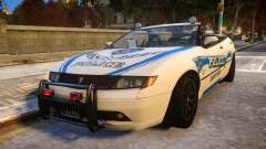 COP CAR DFF8 V.5 SX pour GTA 4