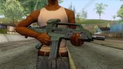 XM8 Compact Rifle Green pour GTA San Andreas