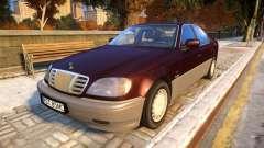 1999 Daewoo Chairman CM600S für GTA 4