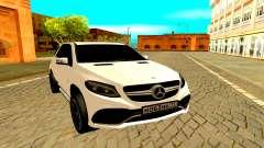 Mercedes-Benz GLC für GTA San Andreas