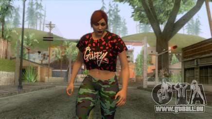 GTA Online - Skin Random 6 pour GTA San Andreas