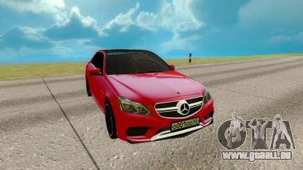 Mercedes-Benz E Class E63 für GTA San Andreas