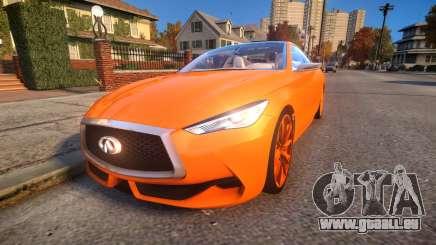 2017 Infiniti Q60 pour GTA 4