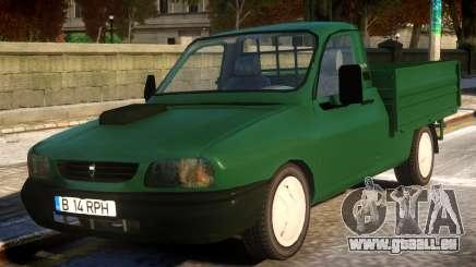 Dacia Drop-Side pour GTA 4