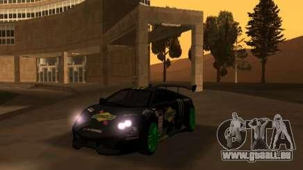 Lamborghini Daigo Saito pour GTA San Andreas