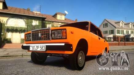 VAZ 2107 Full 583 für GTA 4